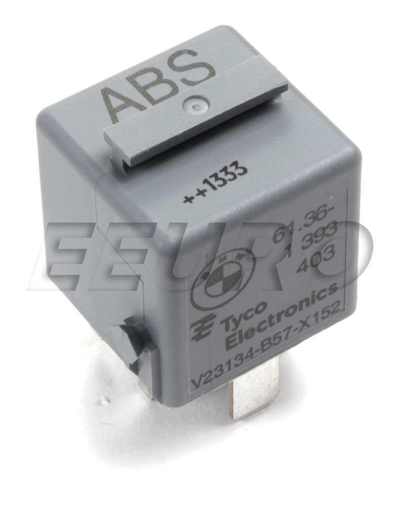 Relay (ABS) (Gray) 61361393403 Main Image