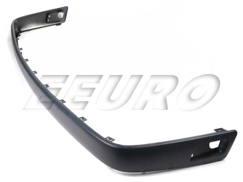 2108850121 genuine mercedes bumper impact strip free for Mercedes benz front bumper parts