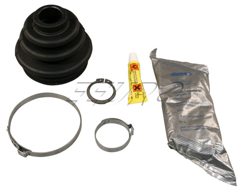 CV Joint Boot Kit - Rear (Outer) - GKN BMW 33211229213