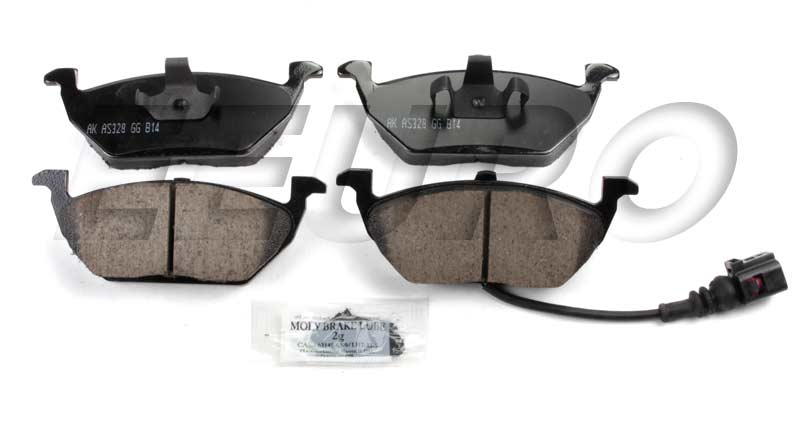 Disc Brake Pad Set - Front EUR768A Main Image