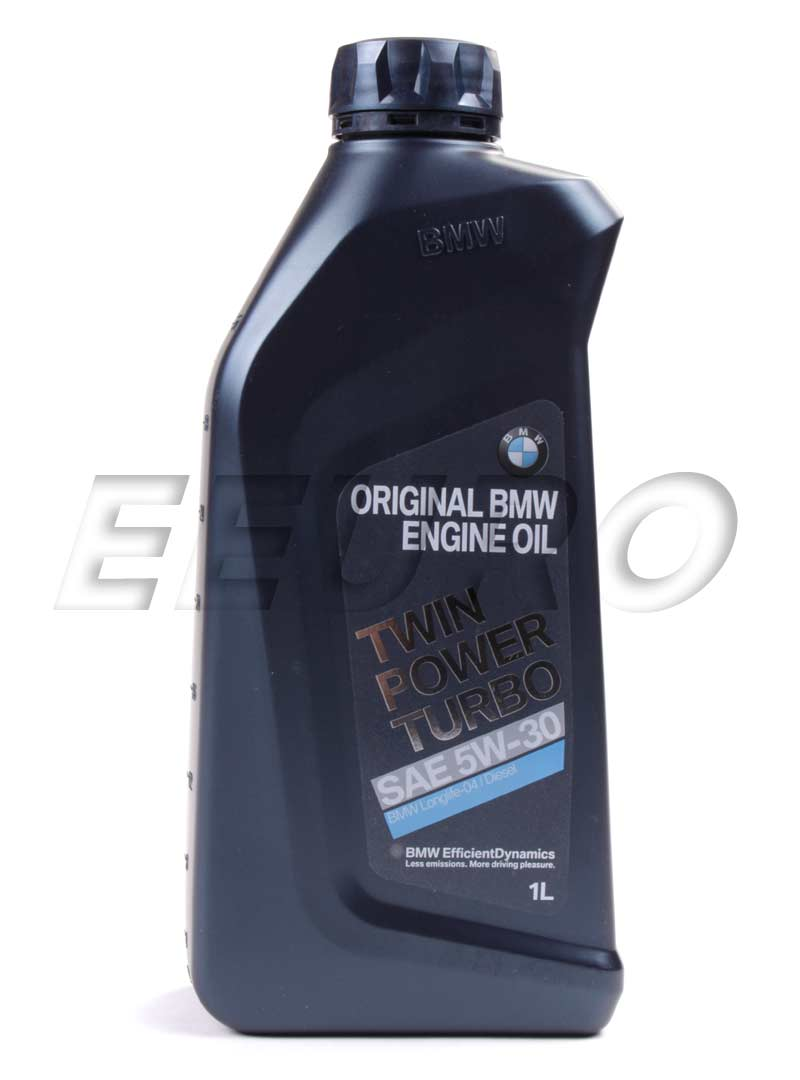 83212365949 genuine bmw engine oil 5w30 1 liter for Motor oil for bmw