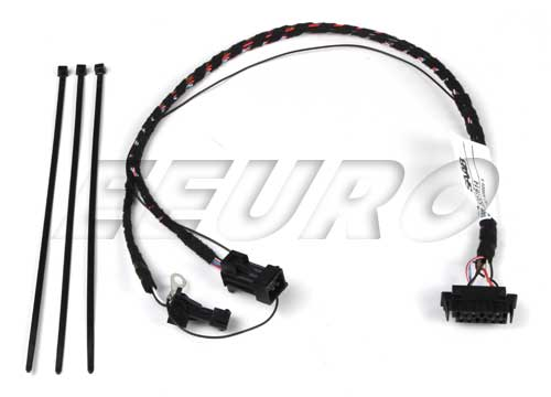 CD Changer Connector Harness - Genuine SAAB 400129243 400129243