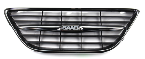 5289681 genuine saab radiator grille free shipping available radiator grille center 5289681 main image sciox Image collections