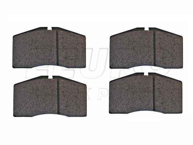 Disc Brake Pad Set - Front - Genuine Porsche 99335194903