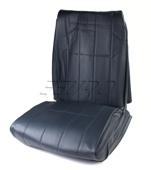 Seat Cover Set - Front (Vinyl) (Blue) UPHOLSTERYBLUE Main Image