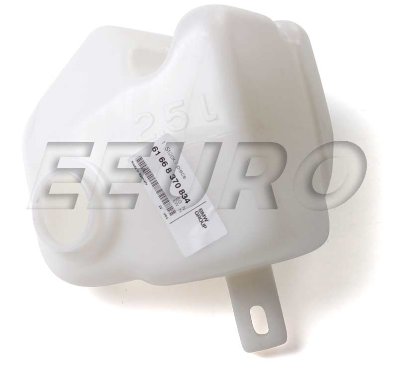 Windshield Washer Fluid Reservoir 61661387384 Main Image