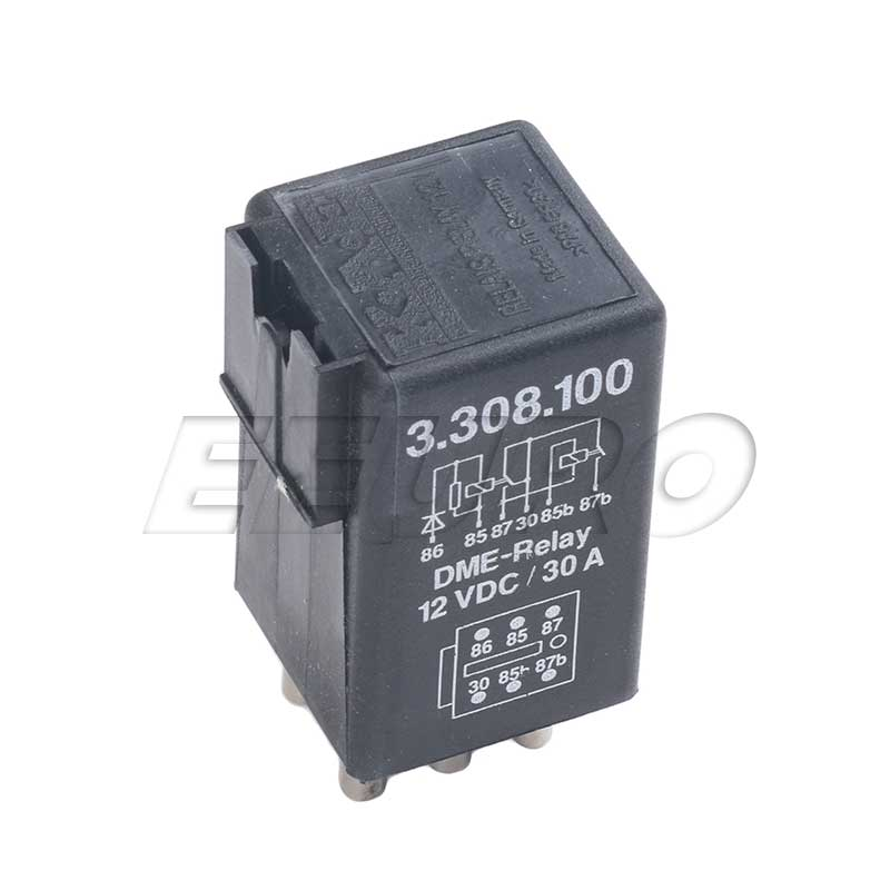 Porsche DME/Fuel Pump Relay 91161815401 - KAE 3308100