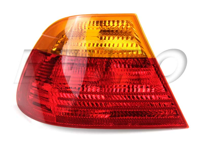 Tail Light Assembly - Driver Side Outer (Amber) 63218364725 Main Image