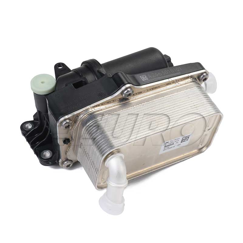 Auto Trans Oil Cooler - Genuine Mercedes 2465010101 2465010101