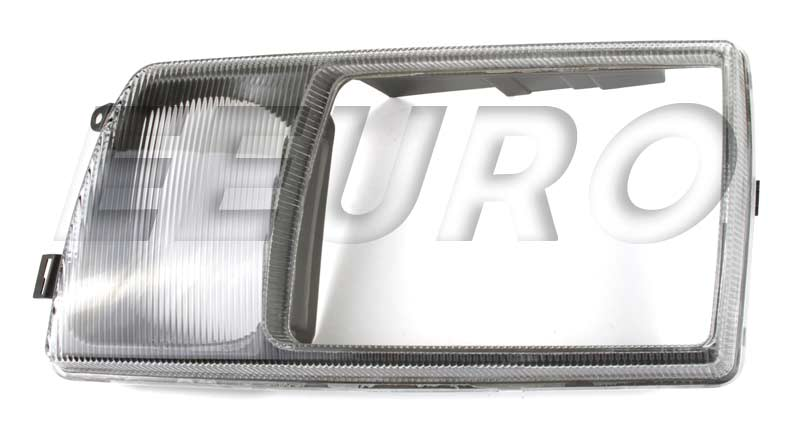Headlight Door Bezel - Driver Side 0008260759A Main Image  sc 1 st  eEuroparts.com & 0008260759 - URO Parts - Mercedes-Benz Headlight Door Bezel - Free ...
