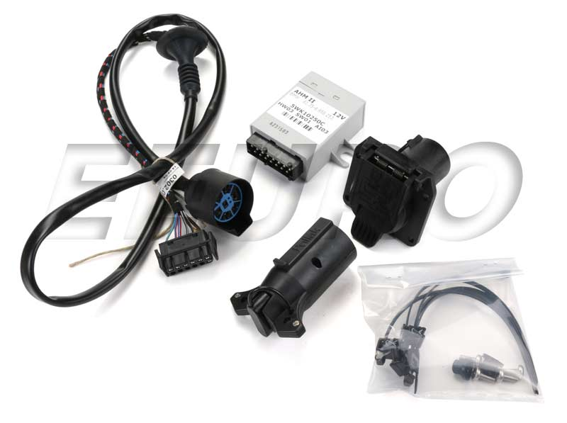 Trailer Hitch Wiring | 71600035369 Genuine Bmw Trailer Hitch Wiring Kit Fast Shipping