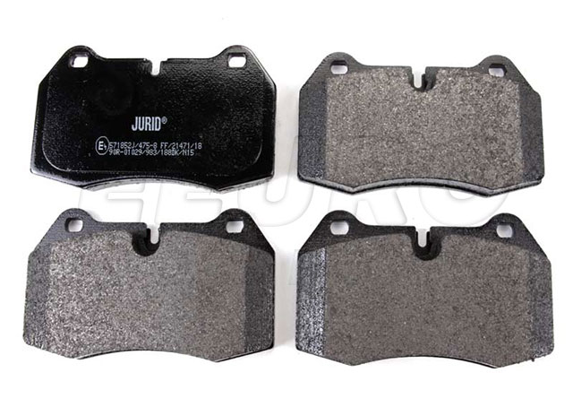 Disc Brake Pad Set - Front 34111163923 Main Image