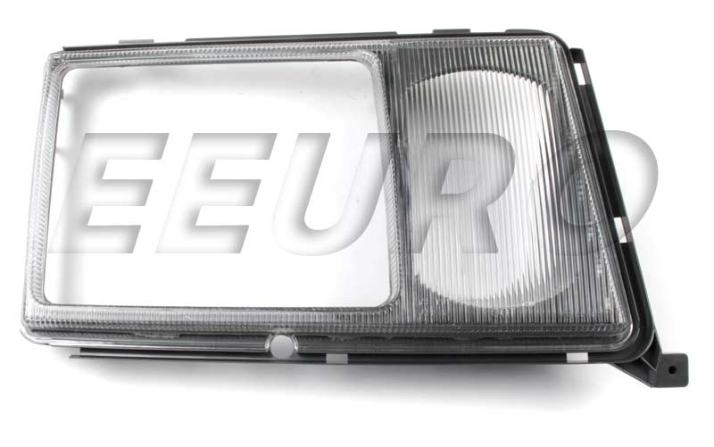 Headlight Door Bezel - Passenger Side - URO Parts 0008260659
