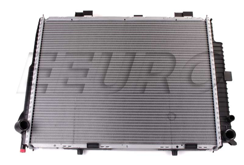 Mercedes benz radiator behr 376712401 free shipping for Mercedes benz coolant