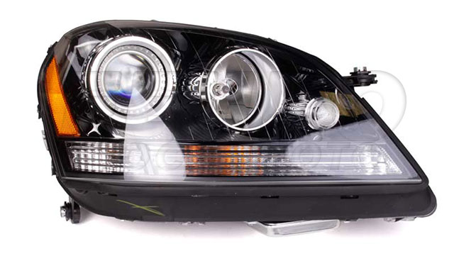 Click here for Headlight Assembly - Passenger Side (Xenon) (Adapt... prices
