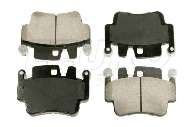Disc Brake Pad Set - Front and Rear - Genuine Porsche 99635294903  Disc Brake Pad Set - Front and Rear
