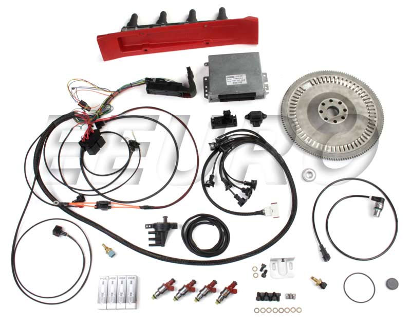 Ultimate Trionic 5 Conversion Kit T5 C900 101k10134 Main Image