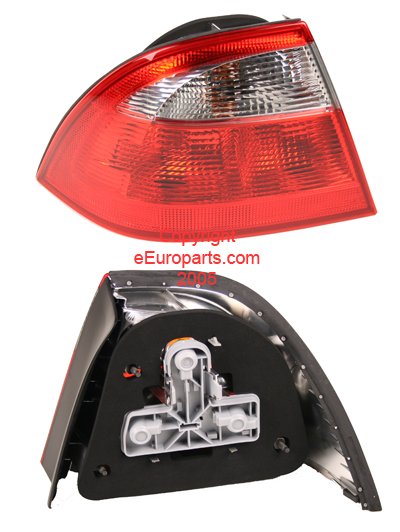 Tail Light - Driver Side 5142195 Main Image