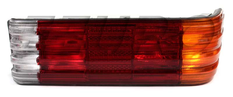 1078204164 genuine mercedes tail light assembly free for Mercedes benz tail light lens