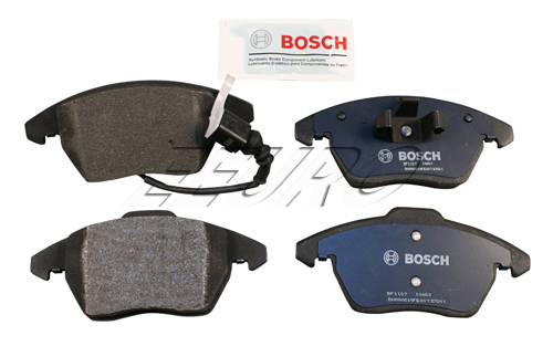 Disc Brake Pad Set - Front BP1107 Main Image