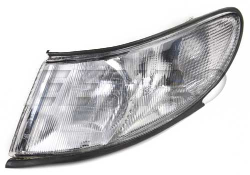 Corner Light Assembly - Driver Side (E-Code) (Clear) 35340071 Main Image