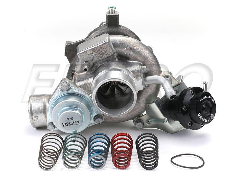 SAAB Turbocharger (B207R Upgrade) 55564941 - Mambatek 0010353