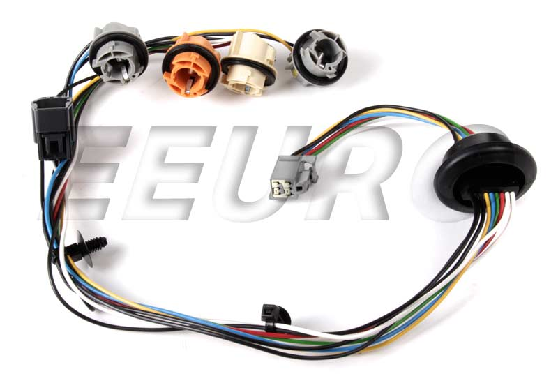 30678273 genuine volvo tail light wiring harness fast shipping rh eeuroparts com