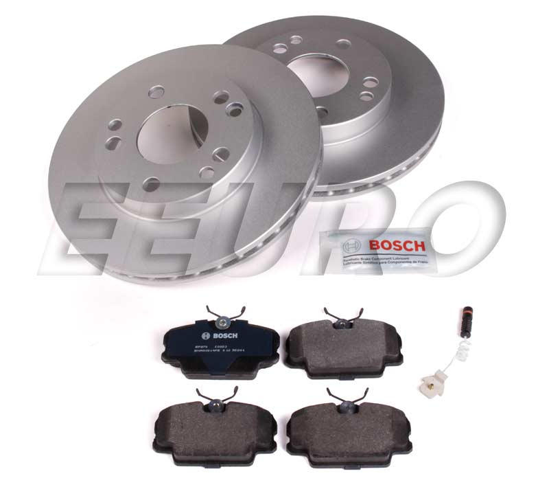 Mercedes Disc Brake Kit - Front (262mm) (W201) - eEuroparts.com Kit