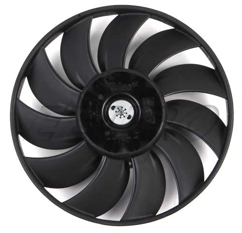 Auxiliary Cooling Fan - Passenger Side 12801550 Main Image