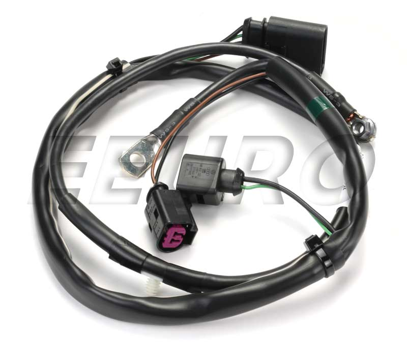 2002 Vw Beetle Alternator Wiring Diagram : Vw beetle alternator wiring harness