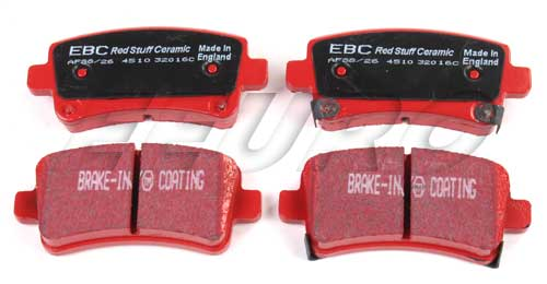 Disc Brake Pad Set - Rear (315mm) DP32016C Main Image