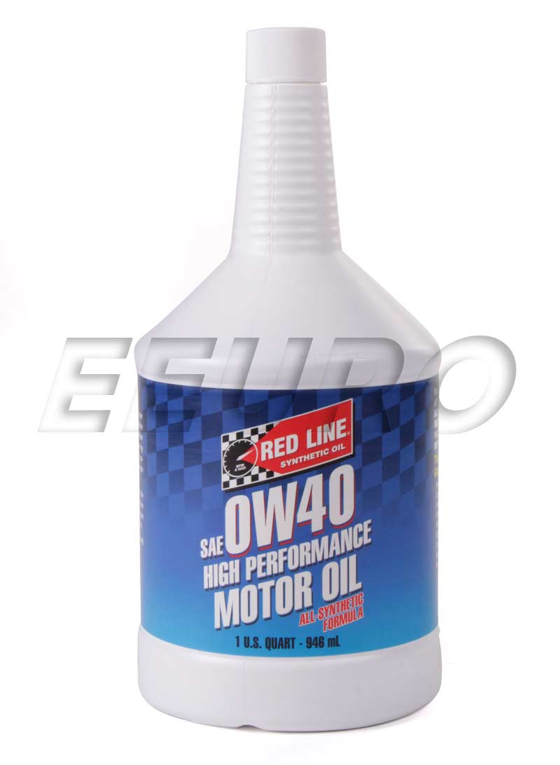 Engine Oil (0W40) (1 Quart) (High Performance) 11104 Main Image