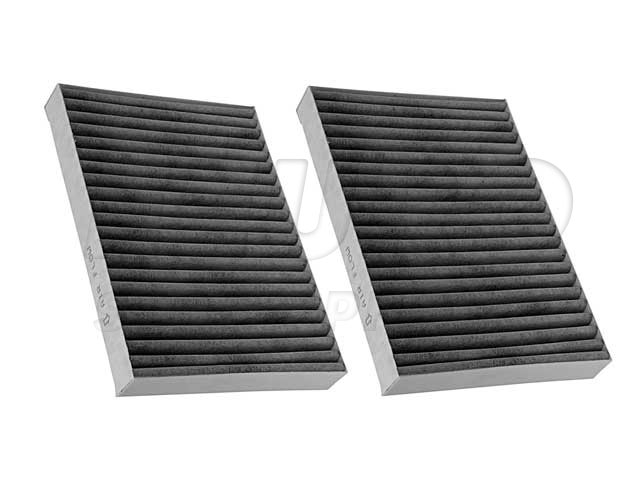Micronair Cabin Air Filter Set (Activated Charcoal) Mercedes 2218300718 80000538