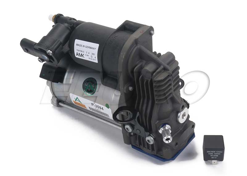 Mercedes benz suspension air compressor arnott p2594 for Air suspension compressor mercedes benz