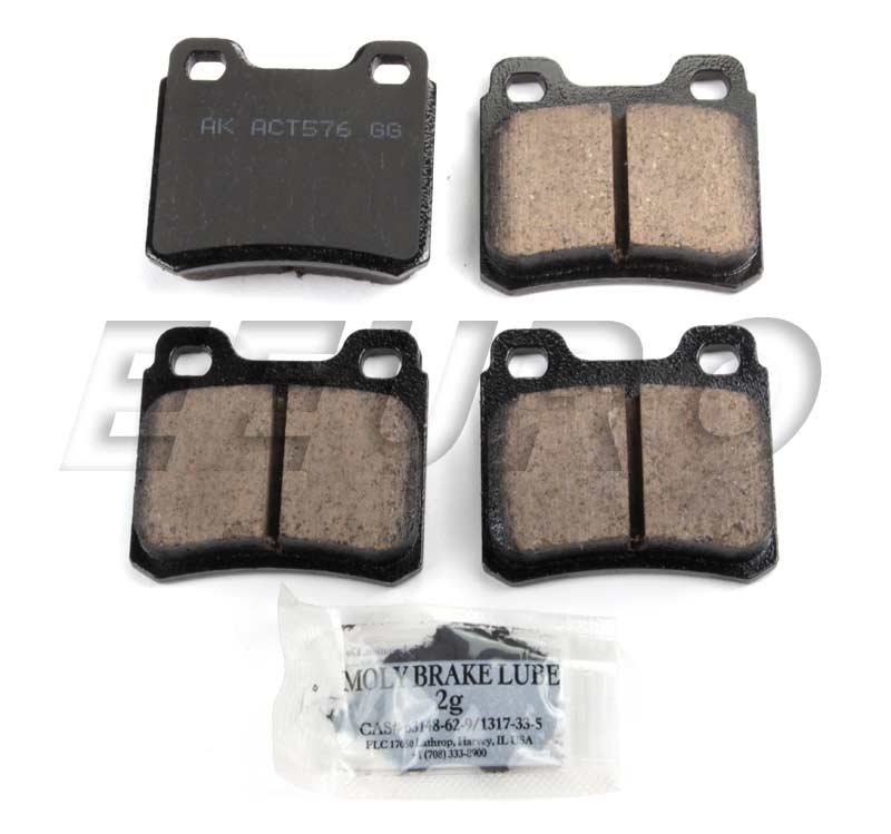 Disc Brake Pad Set - Rear EUR427 Main Image
