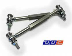 Sway Bar End Link - Rear (Center Adjust) (Pair) RSBLINKF3X Main Image