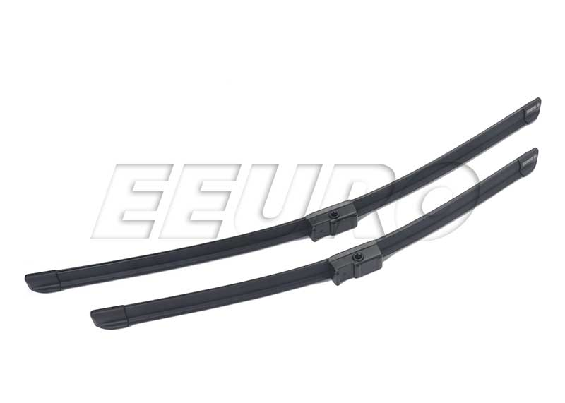 Mercedes benz windshield wiper blade set front bosch for Mercedes benz windshield wiper blades