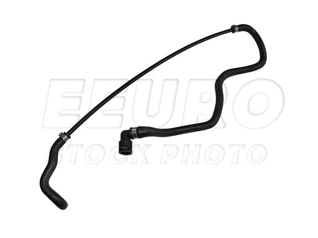 bmw expansion tank hose - upper - vaico v201682