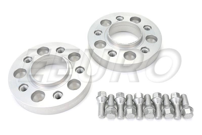Mercedes benz wheel spacer set 30mm h r 6095840 free for Wheel spacers for mercedes benz
