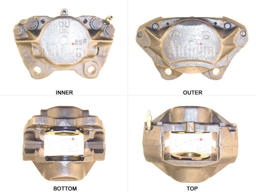 Disc Brake Caliper - Front Driver Side 2202816L Main Image