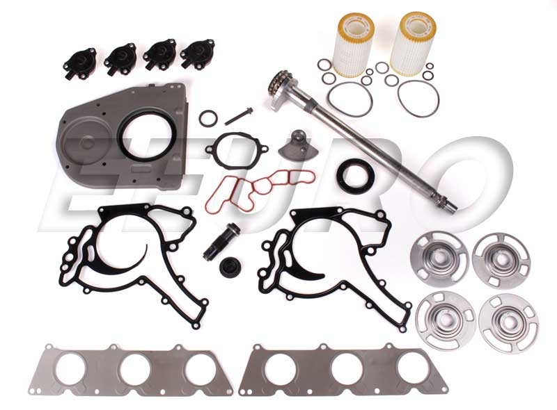 Balance Shaft Kit 2720300613 on mercedes benz e350 parts