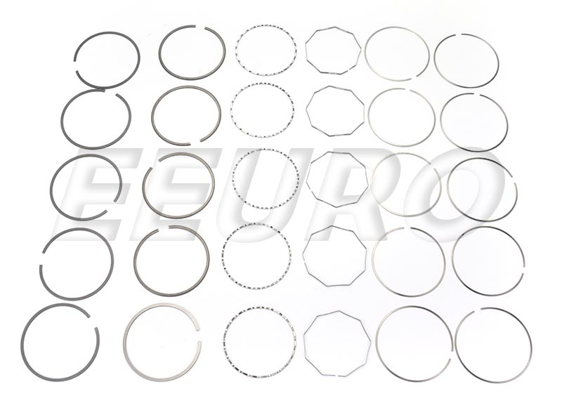 2572b deves volvo piston ring set std fast shipping available 99 Saab 9 3 Turbo piston ring set std 272158 main image