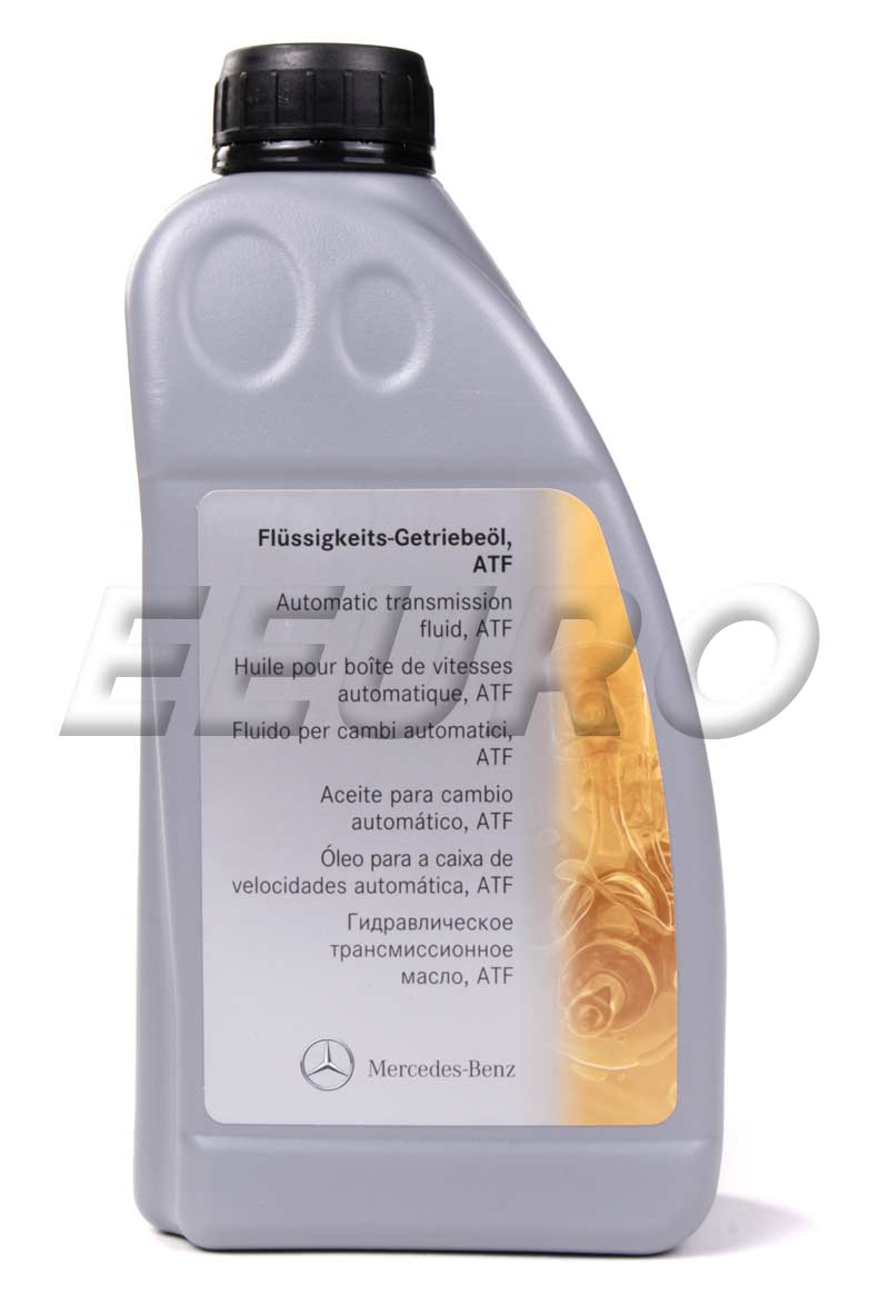 001989230310 genuine mercedes transfer case oil free for Mercedes benz recommended oil