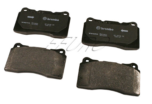 Disc Brake Pad Set - Front 30748513 Main Image