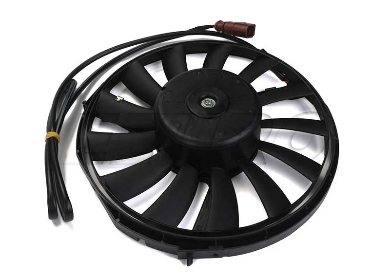 Audi Auxiliary Cooling Fan Assembly 4B3959457