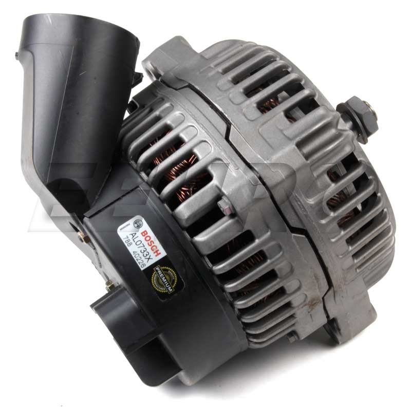 Alternator (120A) (Rebuilt) - Bosch AL0733X BMW 12311433266 AL0733X
