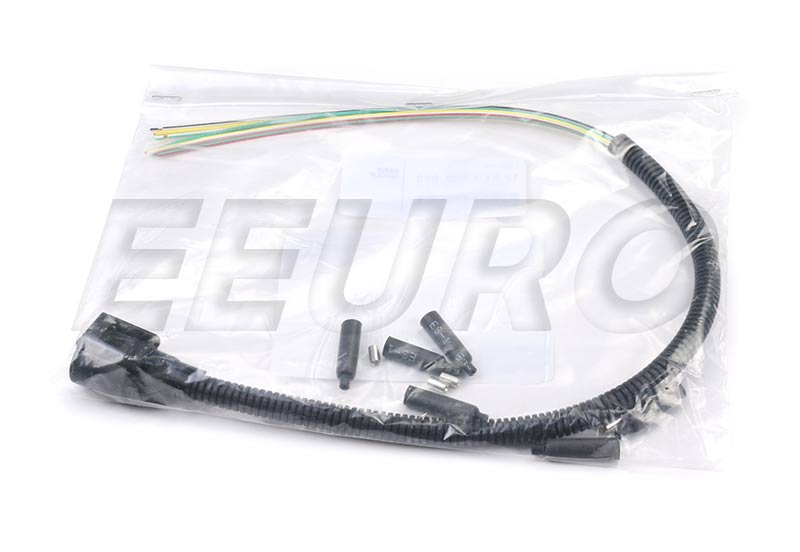 12517602973 genuine bmw throttle body wiring harness repair kit rh eeuroparts com bmw e61 wiring harness repair kit BMW Seat Wiring Harness Diagram