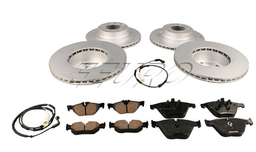 Disc Brake Kit (Complete) (e90 e92 328i) 100K10073 Main Image