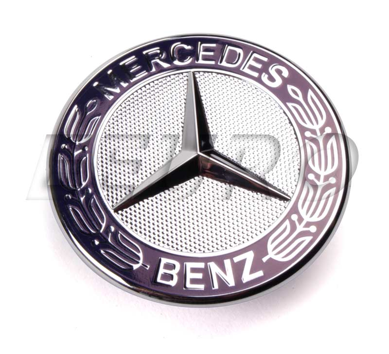 2048170616 genuine mercedes emblem free shipping for Mercedes benz insignia
