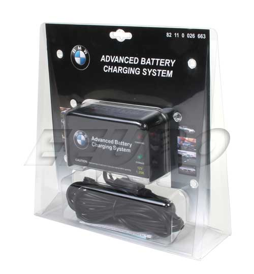 Battery Charger (Advanced) - Genuine BMW 82110026663